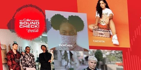 MyCokeMusic Soundcheck geht in die nächste Runde - Vote deinen Favoriten zum Sieg!