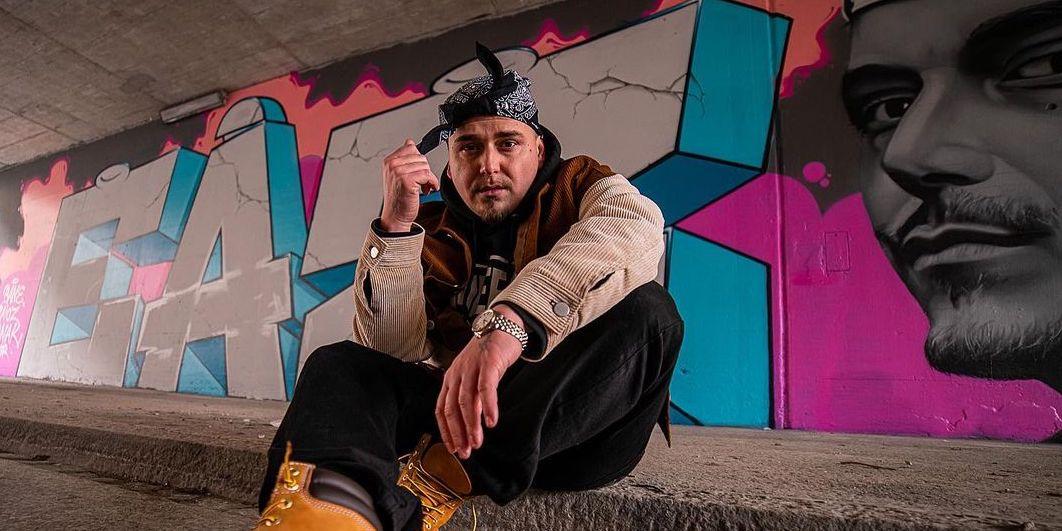 EAZ bekommt sein eigenes Graffiti
