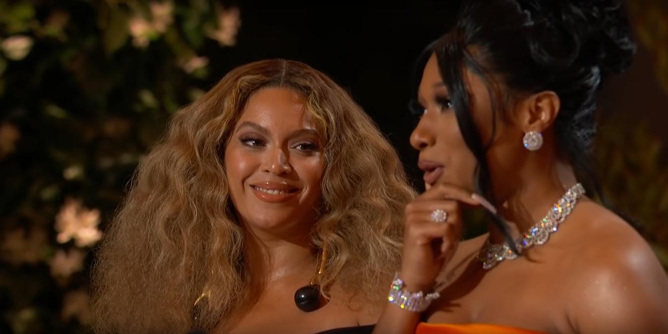 Megan Thee Stallion und Beyoncé schreiben Rap-Geschichte