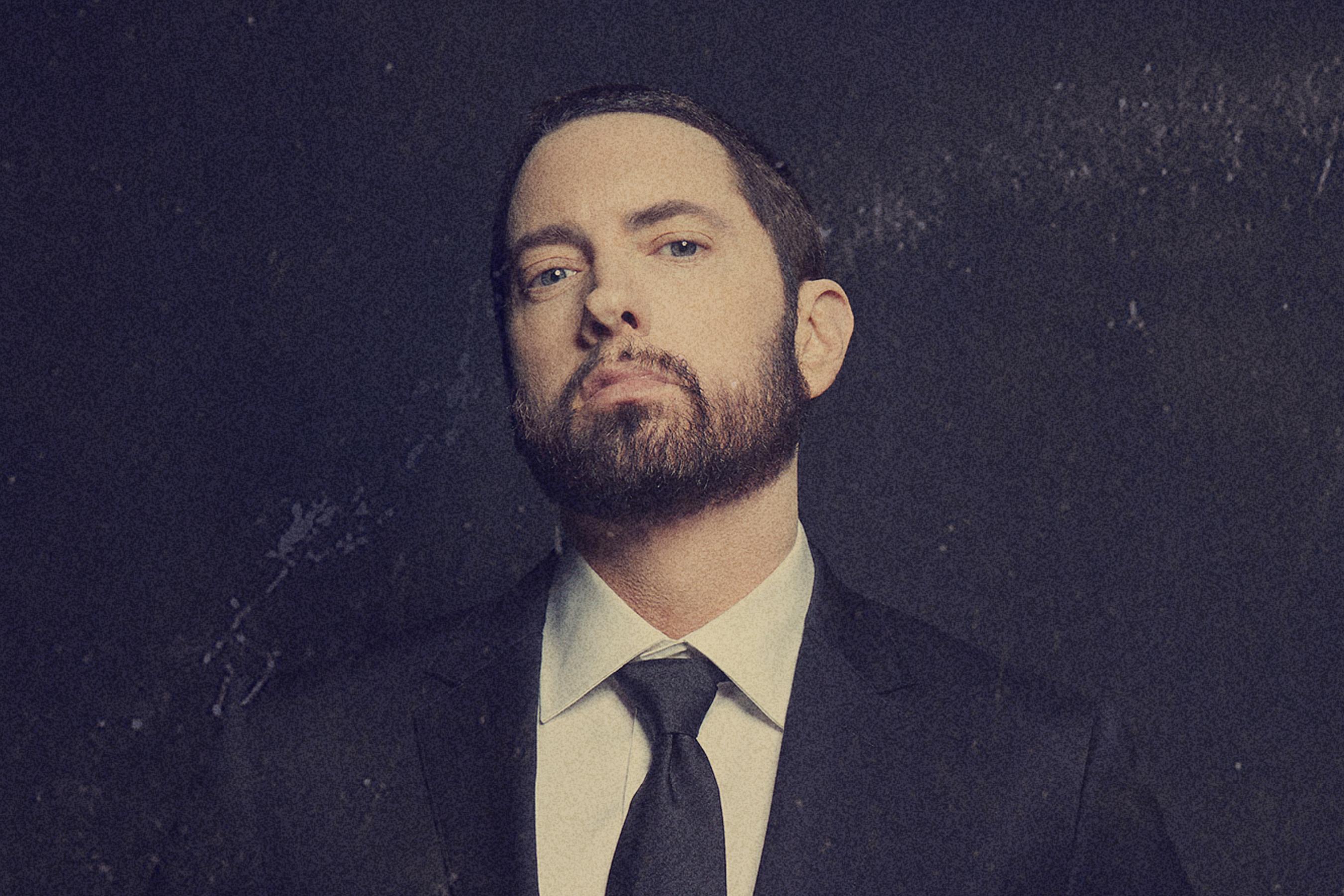 Sind Eminem und seine Musik ein Relikt der Vergangenheit oder auch heute noch populär?