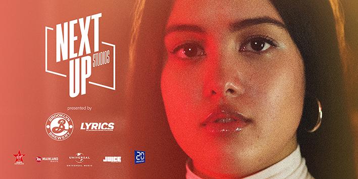 NextUp-Talent Cachita spittet Latin-Bars