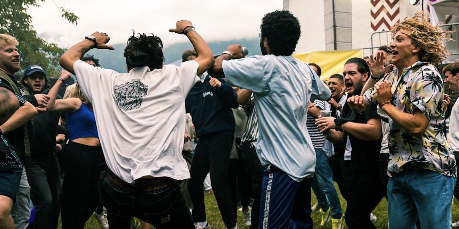 Das Rapattack Festival hat gezeigt, wie man 2021 widrigen Umständen trotzt