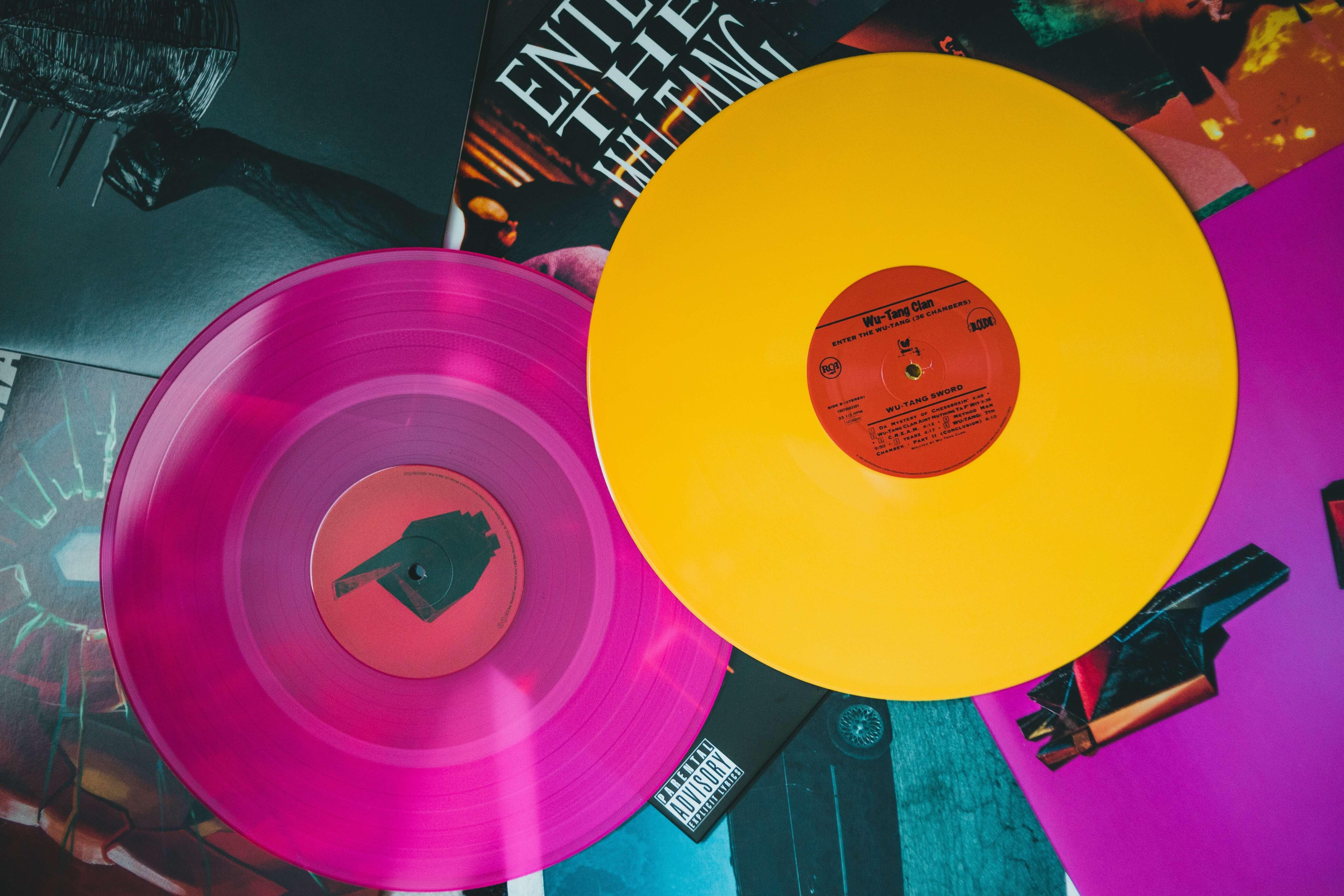 Die Rückkehr der Schallplatte im Rap-Game