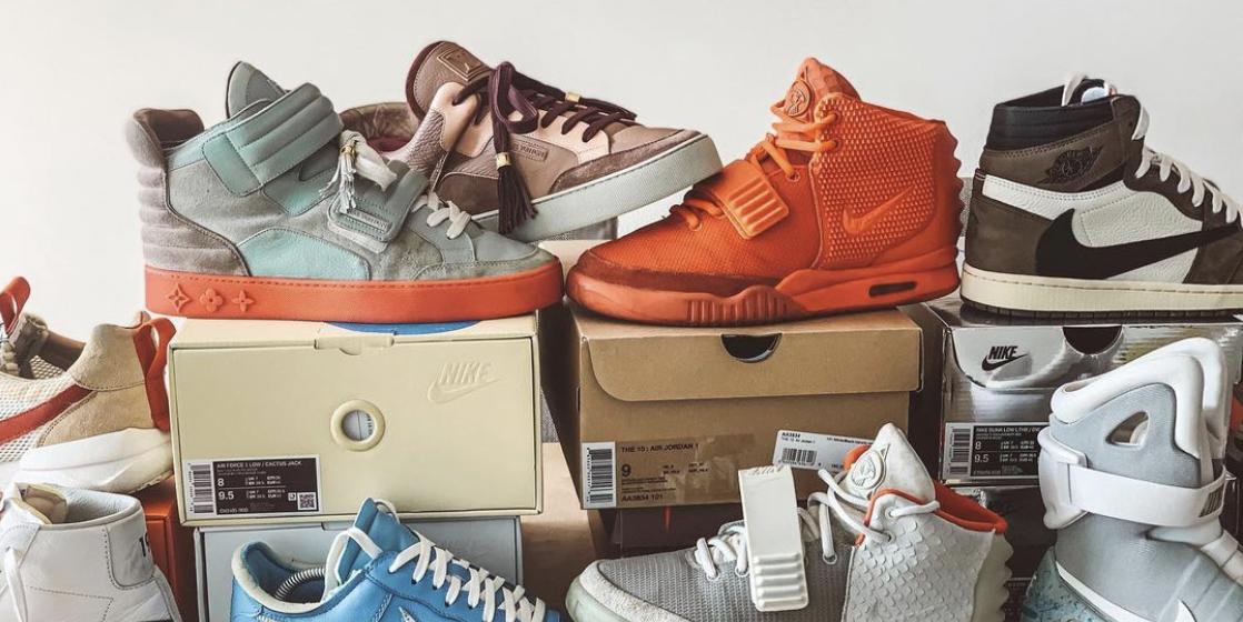 Im Gespräch mit einem Sneakerhead