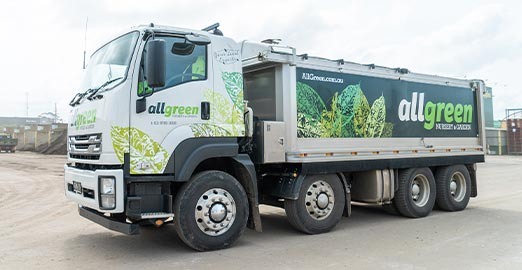 All Green supplies delivery service