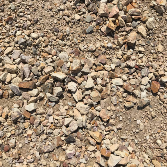 [Pebbles, Rocks and Gravel] Tuscan Toppings