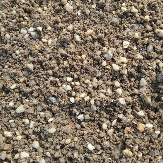 [Pebbles, Rocks and Gravel] Western Toppings