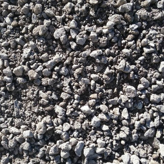 [Pebbles, Rocks and Gravel] Crushed Rock