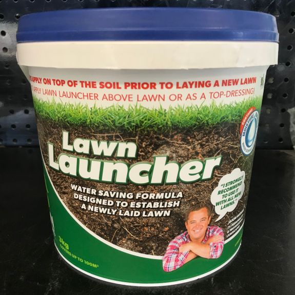 [Lawn Fertilisers] Lawn Launcher