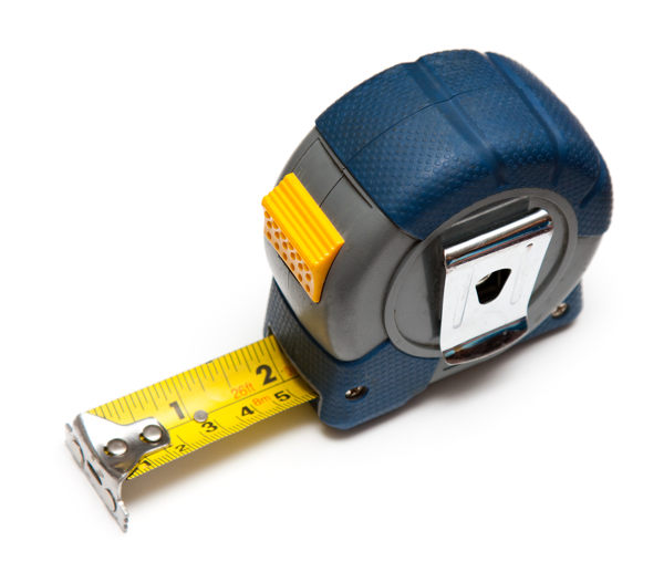 [Required Tools] Measuring Tape