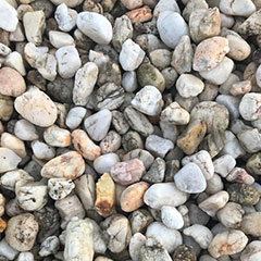 [Pebbles, Rocks and Gravel] Moriac White Pebbles