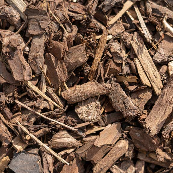 [Mulches and bark] Graded Pine Bark