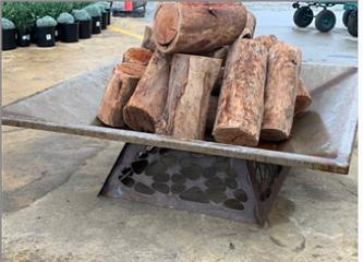 [Fire Pits] Firepit Square