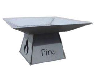 [Fire Pits] Firepit on Pedestal
