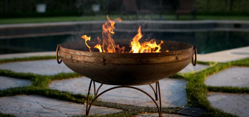 fire pit use