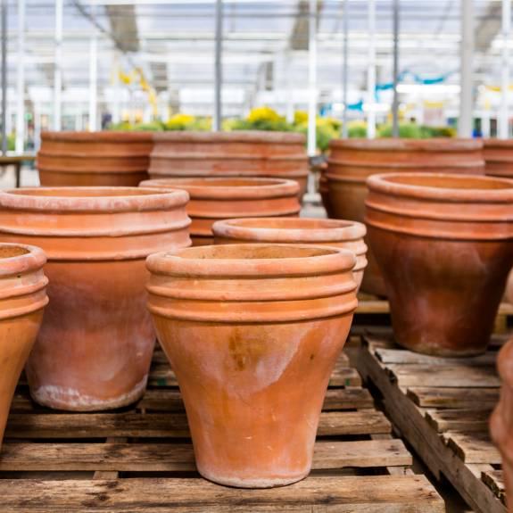 [Garden Pots] Large garden pots