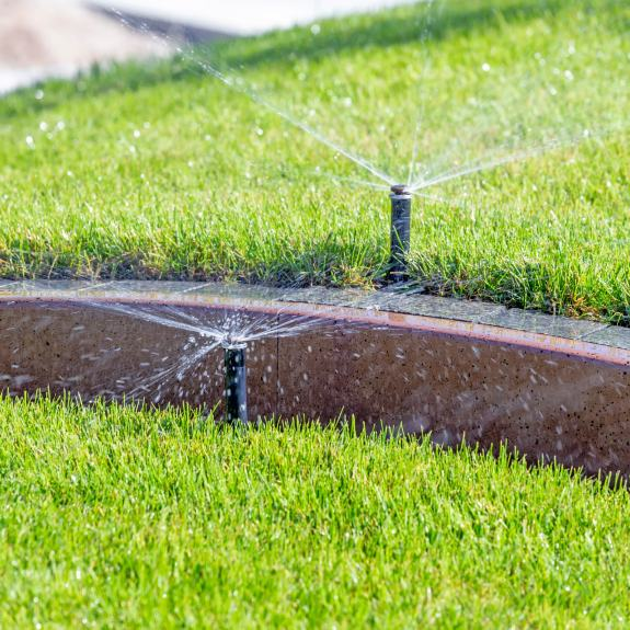 [Garden Irrigation Systems] Fixed watering systems