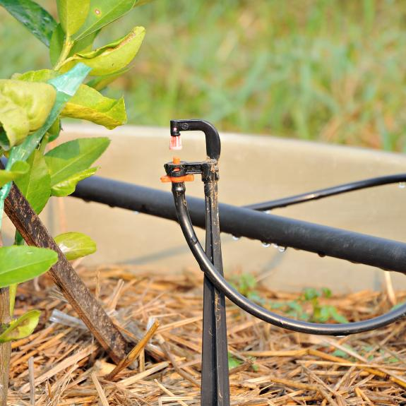 [Garden Irrigation System] Automated watering systems