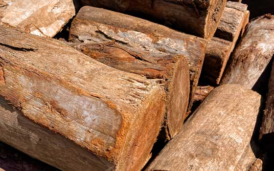 Free Delivery on Firewood!