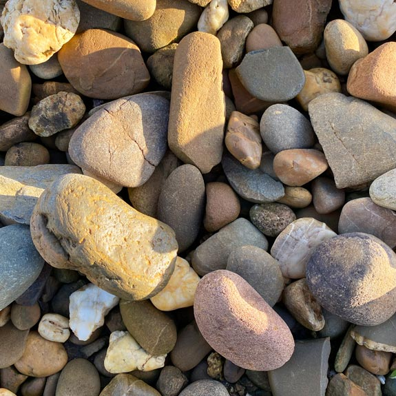 [Pebbles, Rocks and Gravel] Eden River Pebbles