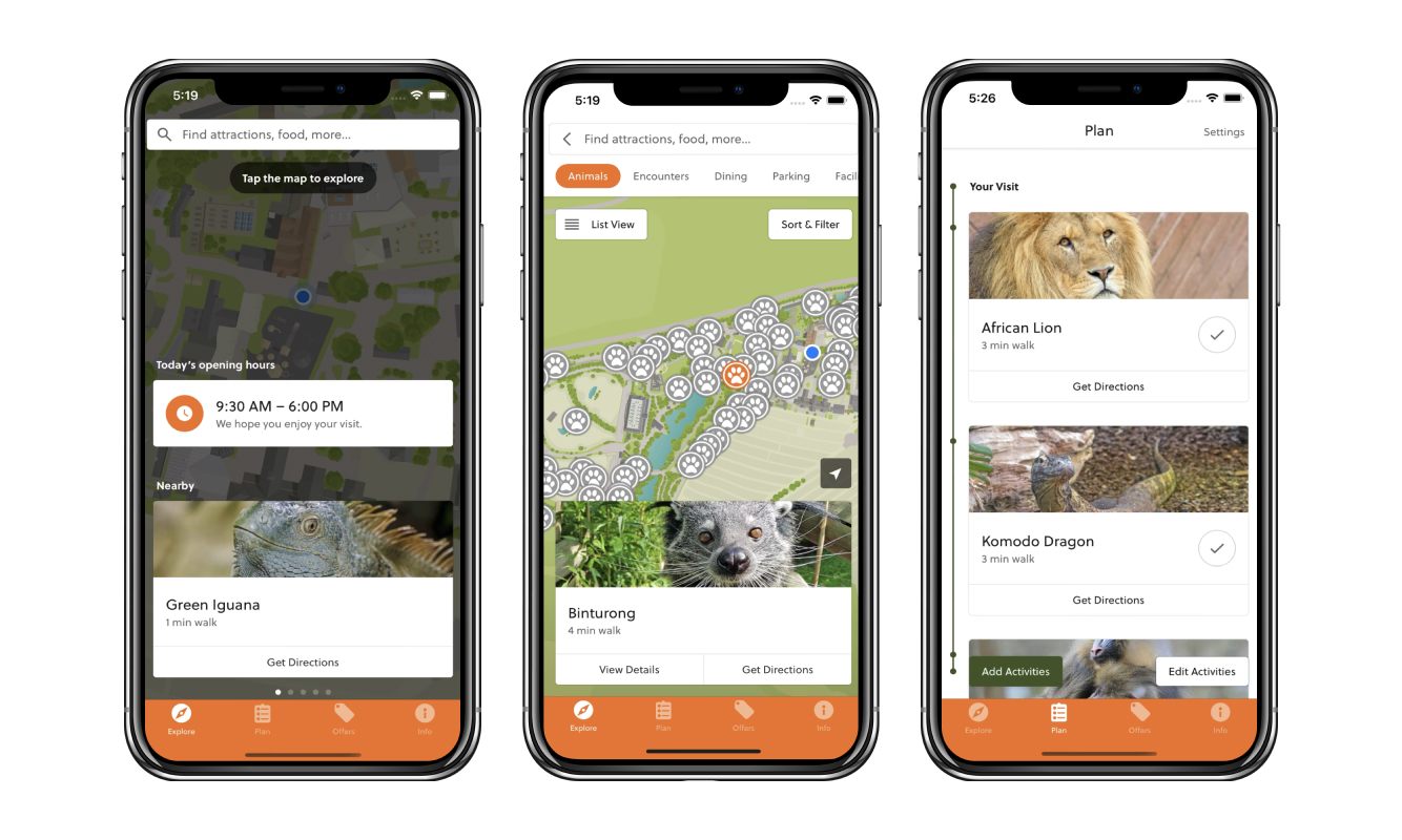 Colchester Zoo App