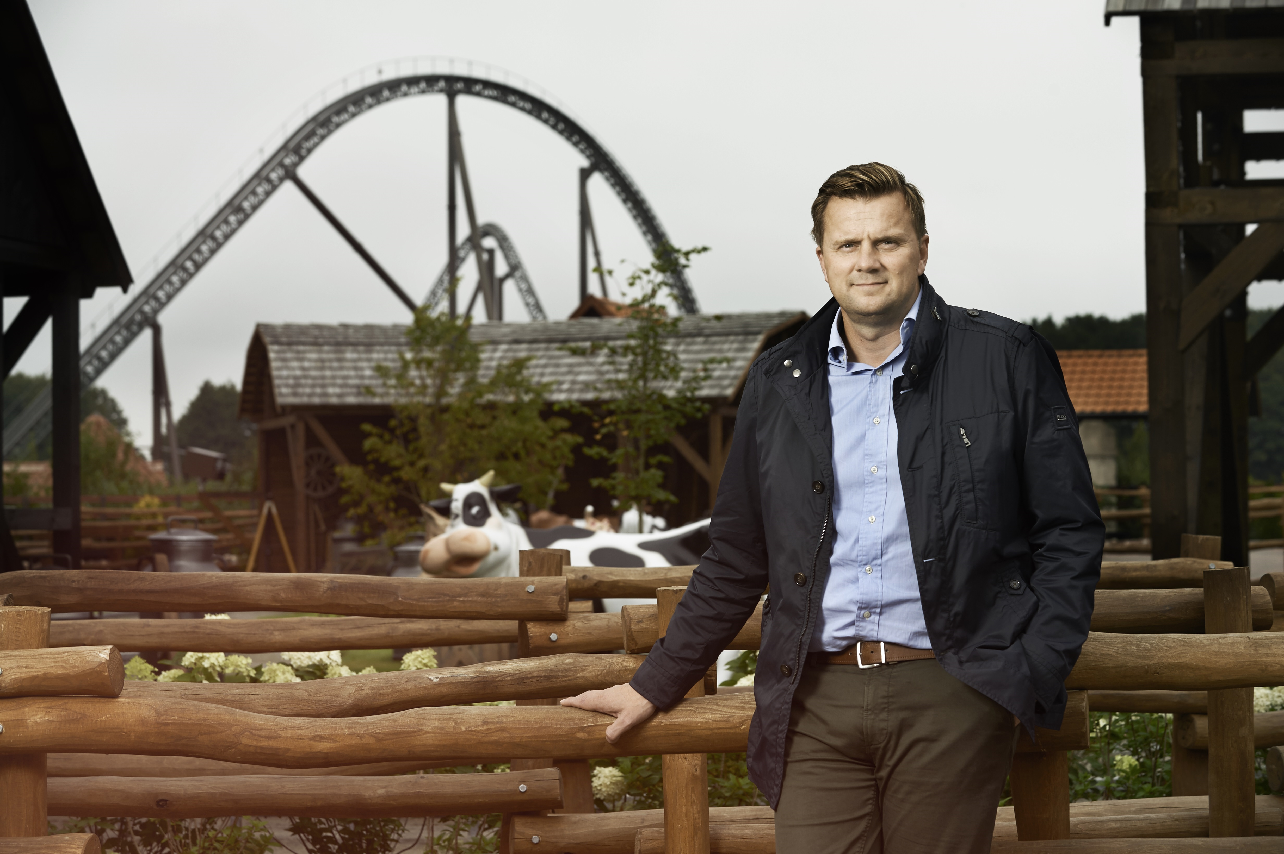 Michael B. Nielsen, Director and Owner of Djurs Sommerland