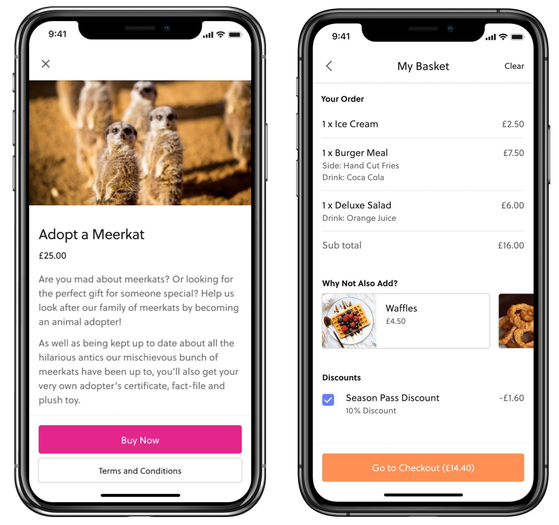 retail offers in-app attraction
