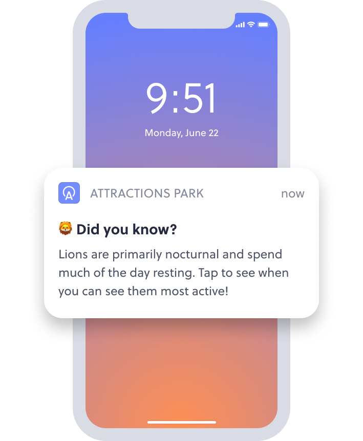 Location based messaging