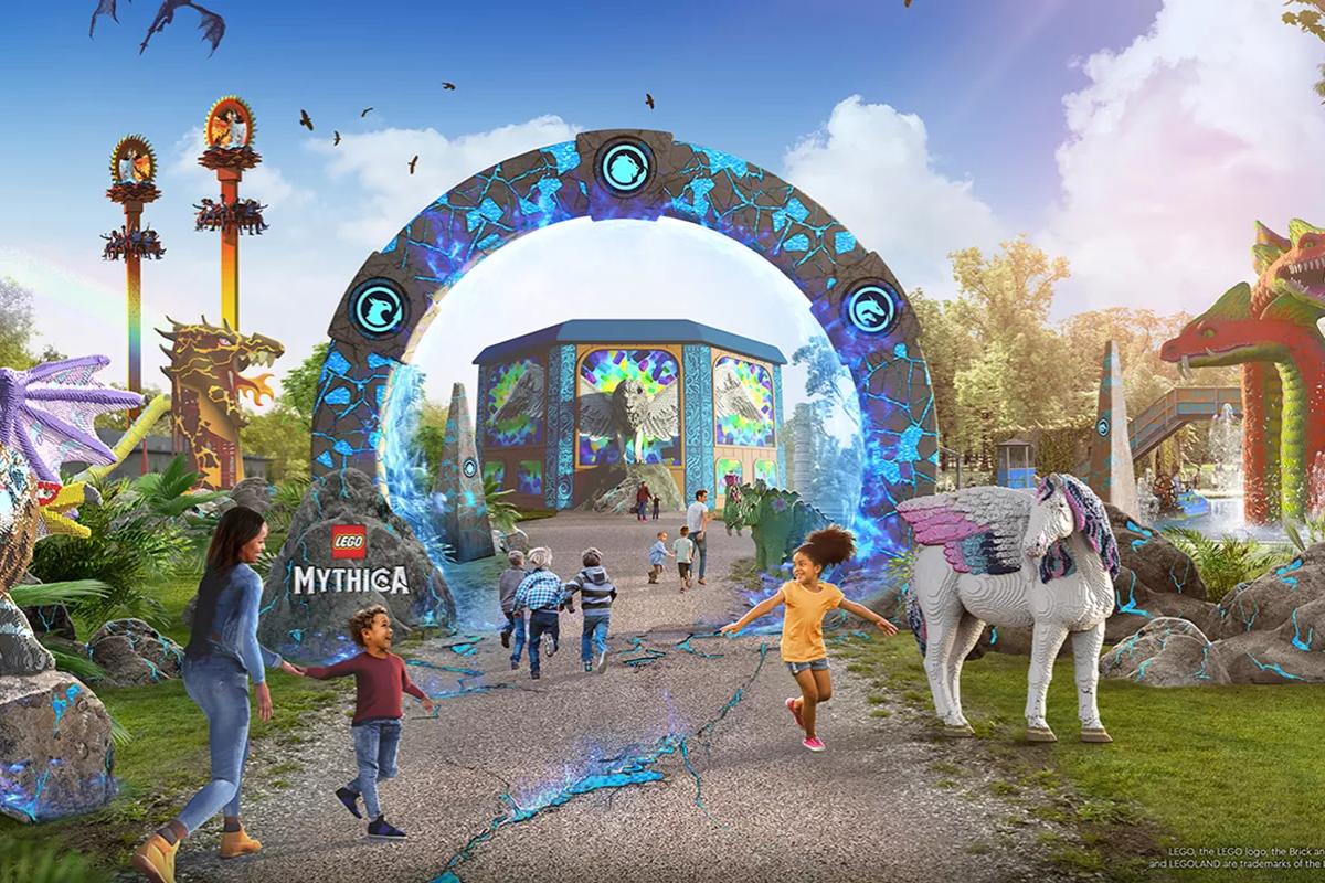 LEGOLAND Mythica with AR experience