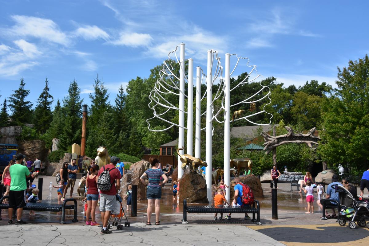 US towns using interactive digital wayfinding