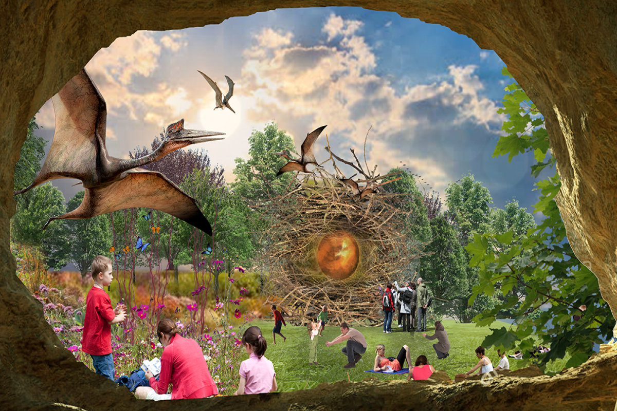 Bristol Zoo's augmented reality experience