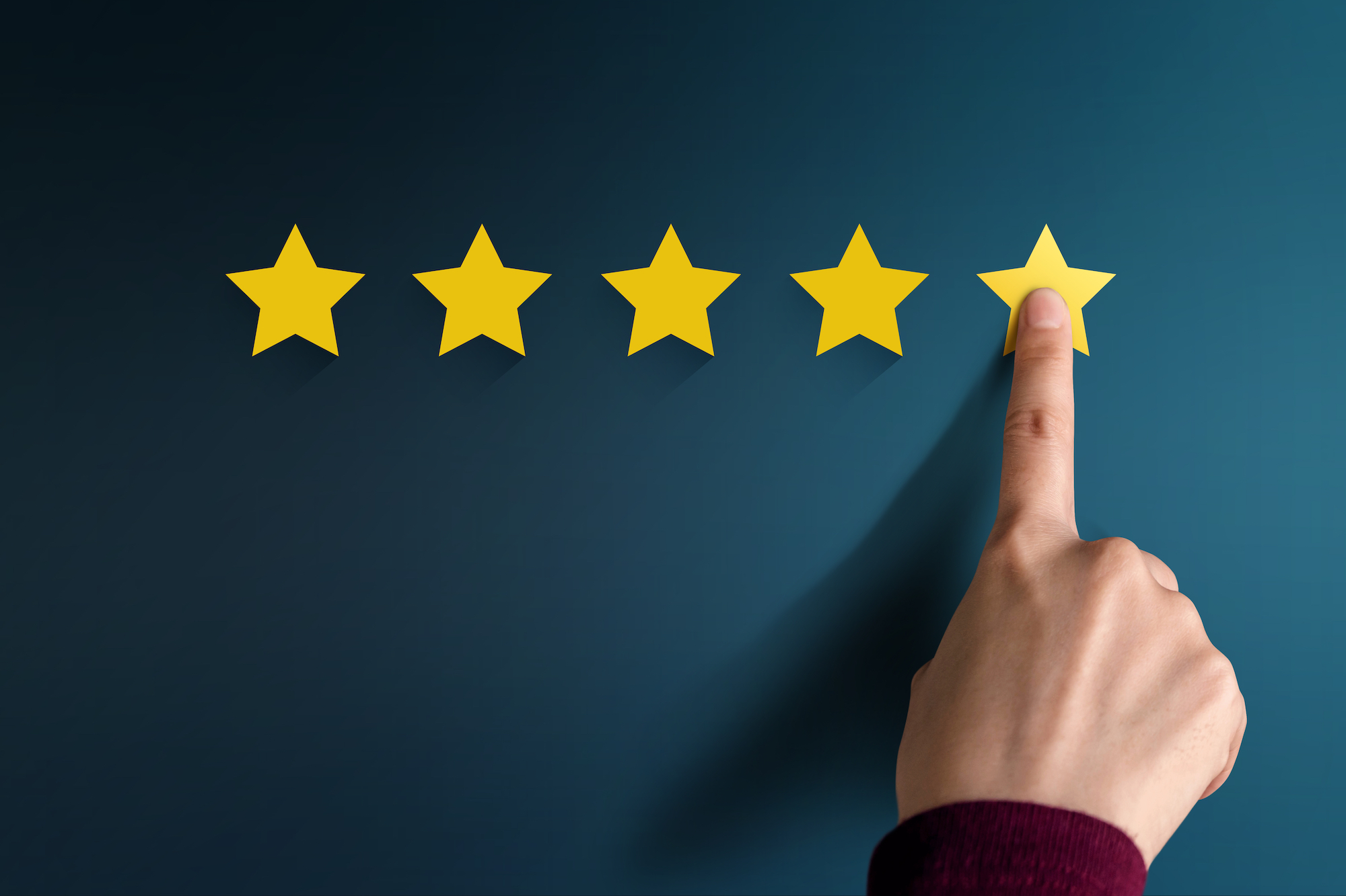 5 Easy Ways to Get More 5 Star Reviews