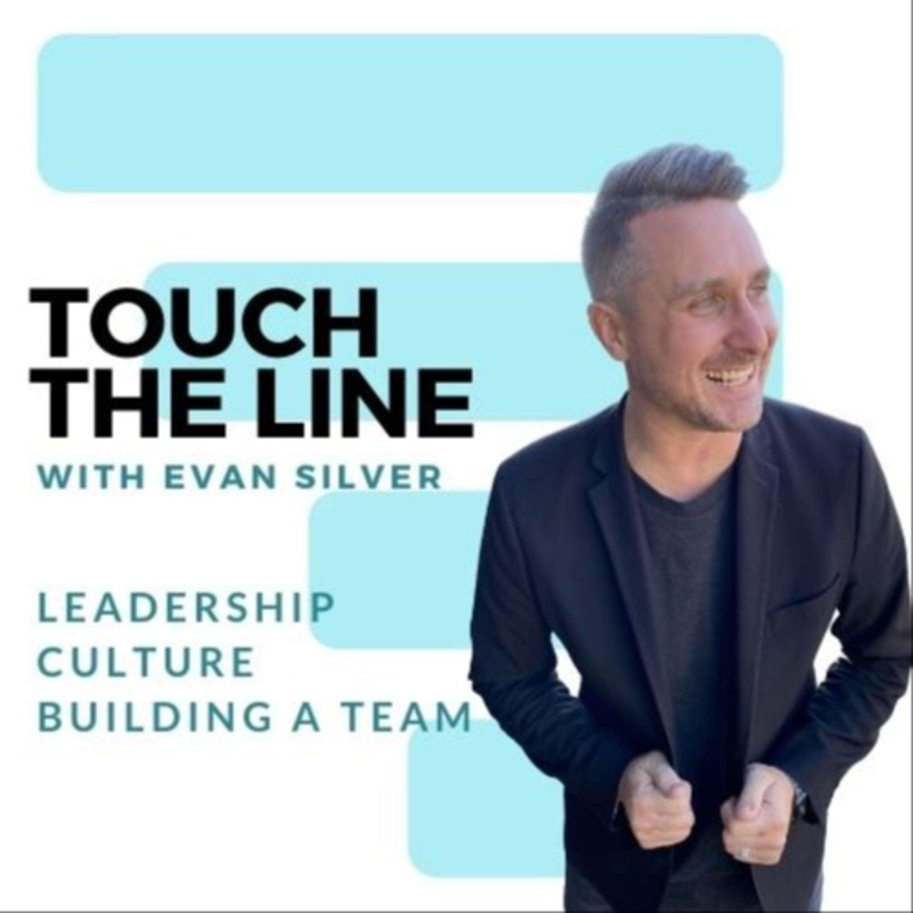 Touch the Line podcast