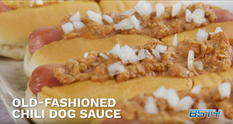 Old Fashioned Chili Dog Sauce