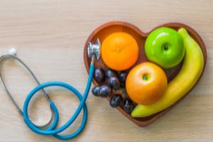 Fruits high in potassium