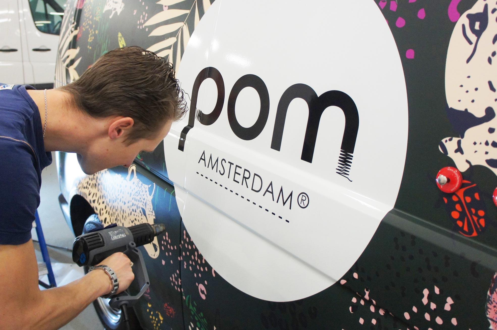 pom closeup