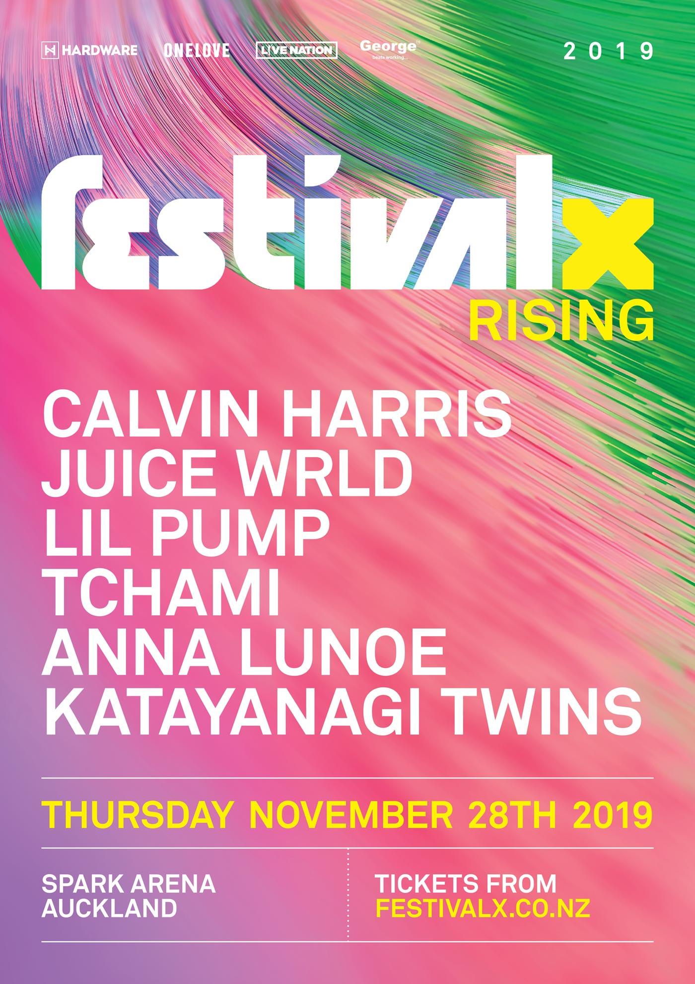 Festival X 2019 pres. Hardware, Onelove, Live Nation