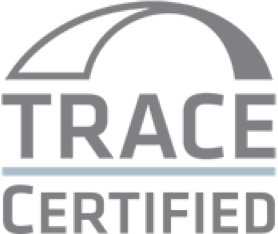 TRACE Certified Logo