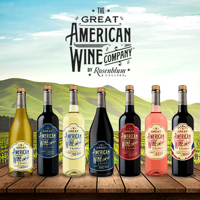 Rooted in tradition and the pioneering spirit, Bronco Wine Company's Great American Wine Company (GAWC) will begin producing their California wines with the revolutionary Helix™ wine bottle and closure system, developed by Amorim and O-I.