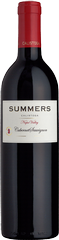 Summers Estate Wines Calistoga Napa Valley Cabernet Sauvignon