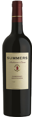Summers Estate Wines Andriana's Cuvée Cabernet Sauvignon