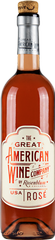 The Great American Wine Company Rosé
