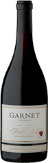 Garnet Vineyards Pinot Noir Rodgers Creek