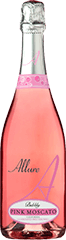 Allure Pink Moscato Sparkling