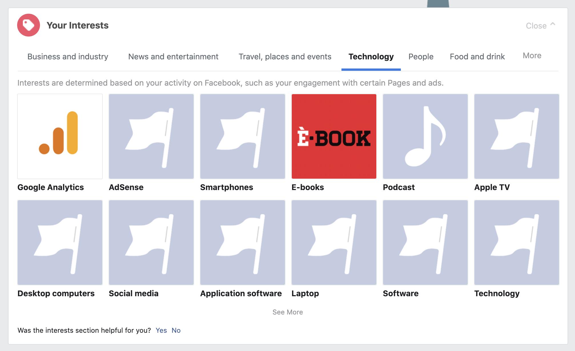 que tanto sabe Facebook sobre ti