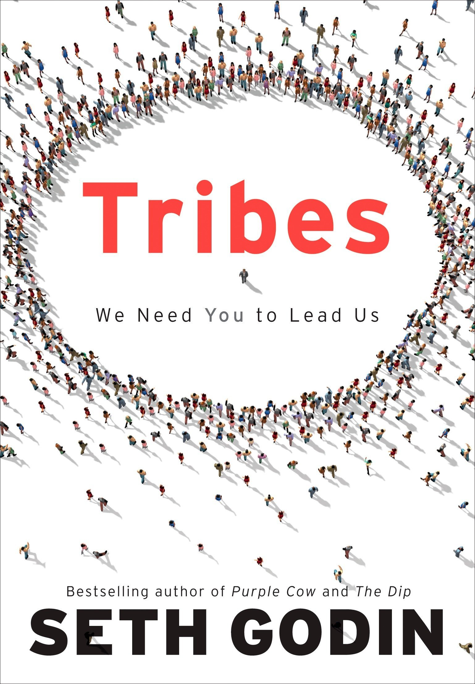 Tribes: We Need You to Lead Us: Godin, Seth: Amazon.com.mx: Libros