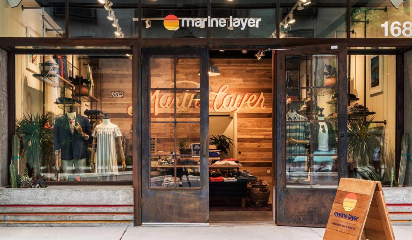 Narvar Customer Stories - Retail Returns - Marine Layer