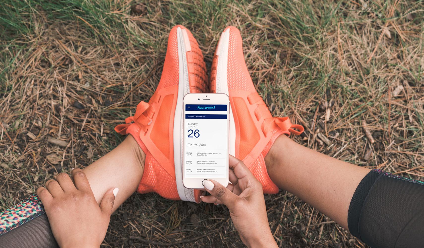 Narvar Customer Stories - Shipping Order Tracker - Footwear