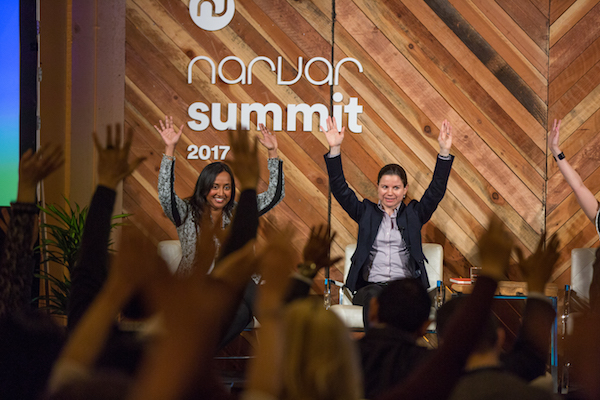 Narvar Summit - interactive audience