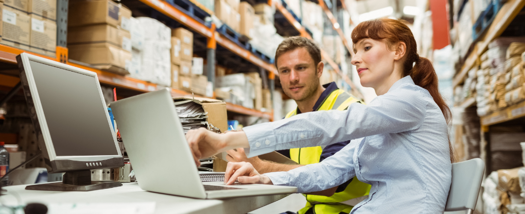 Fulfillment team using data to improve operations